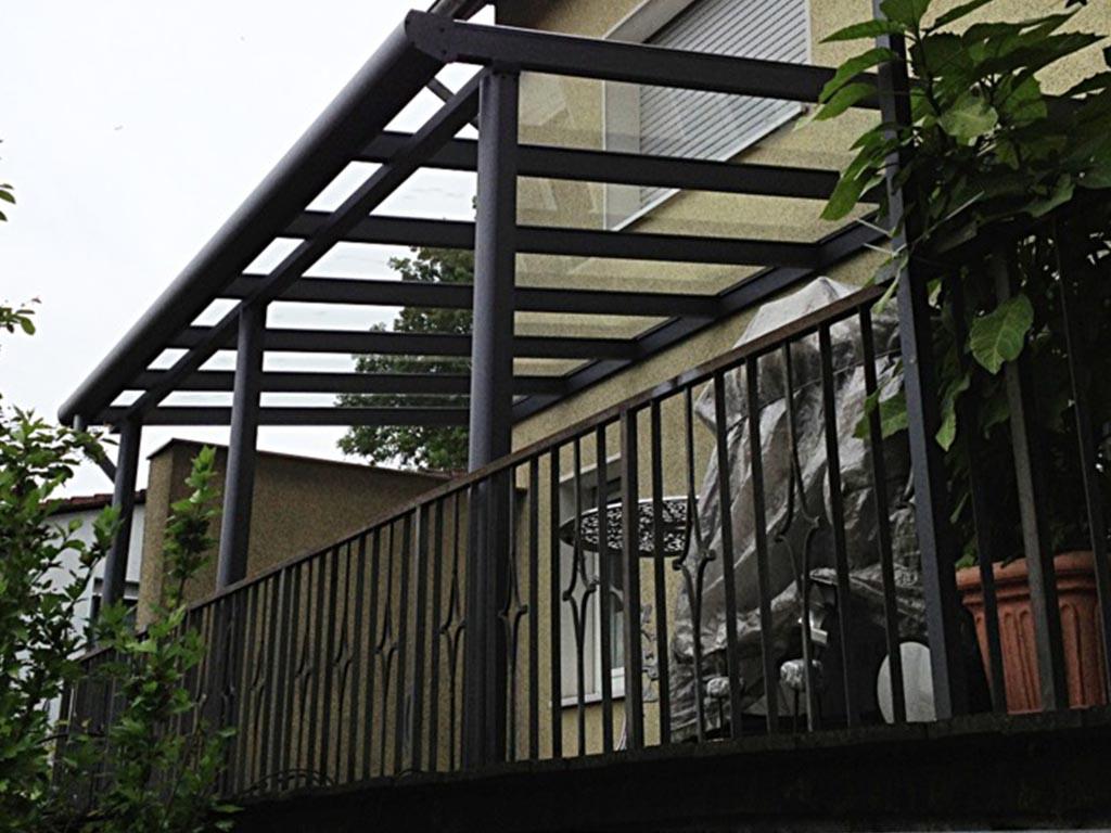 Noss Terrassen Überdachungen Terrassenüberdachung Wintergarten