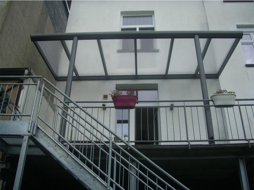 Terrasse HS Überdachungen Terrassenüberdachung Wintergarten