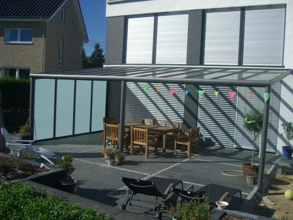 Terrassendach Wintergärten Markise Beschattung Terrassenbeschattung