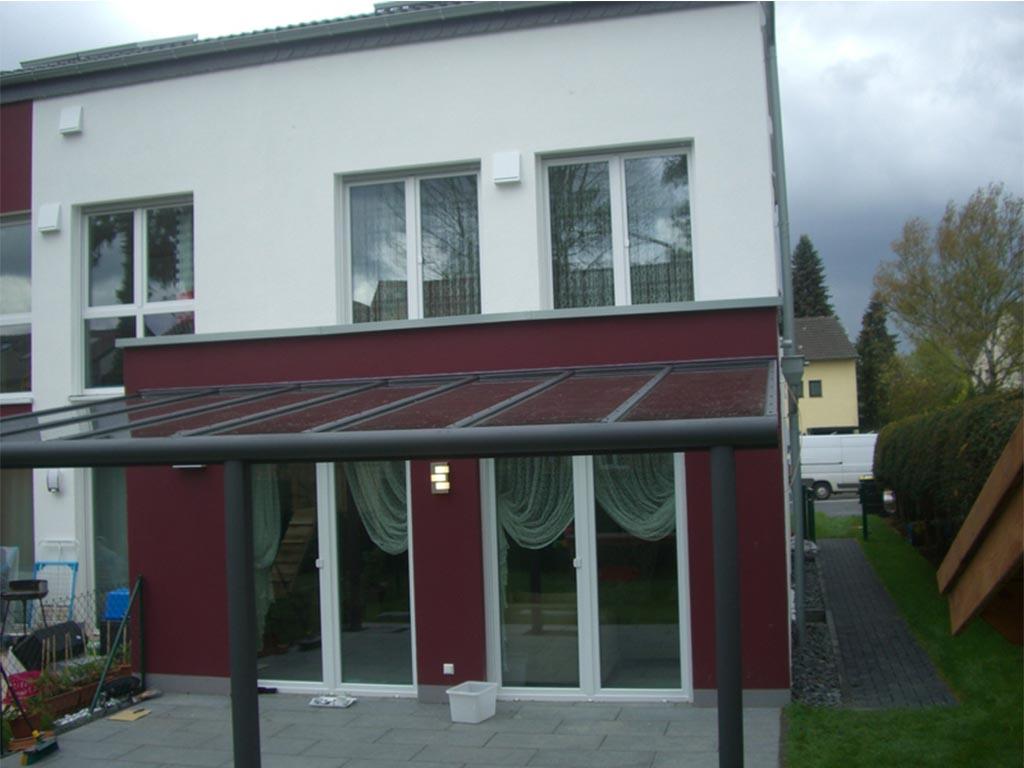 Terrassendach Wintergärten Markise Markise Elektrisch