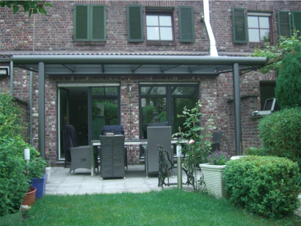 Demo Terrassenuberdachungen Terrassendach Und Wintergarten